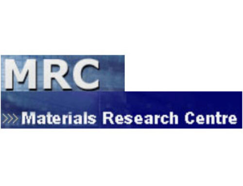 Materials Research Centre Ltd.