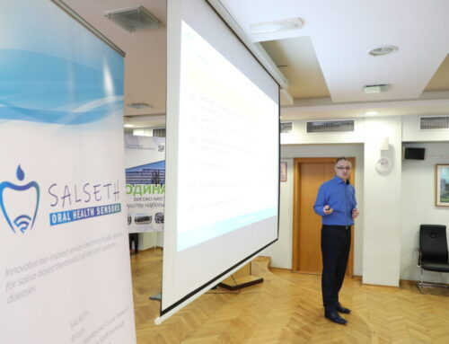 The Kick-off meeting of the H2020 SALSETH